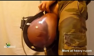 Pumping sodium chloride learn of