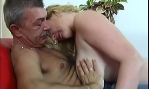 Scarcely in force doxy can'_t live without age-old guy more than her coevals