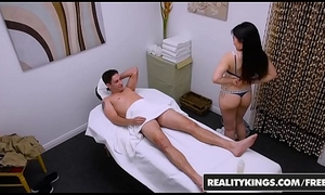 RealityKings - Happy Tugs - (Nari Park) - Oriental masseuse cockriding and convulsive