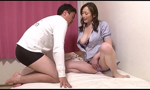 Matured milf likes his fingers beside her drizzling wet snatch
