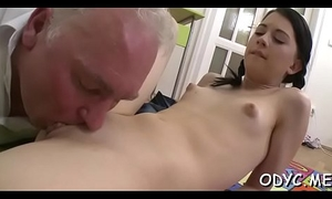 Razor-sharp lay infant gives a moisture oral-sex added to rides wildly