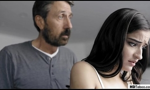 Now u gonna dread my loving hole, Daughter! - Emily Willis - PURE TABOO