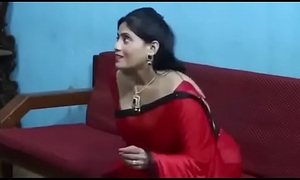Indian aunty effective HD