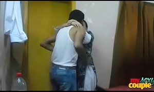Indian youthful girl making love nigh her girlfriend