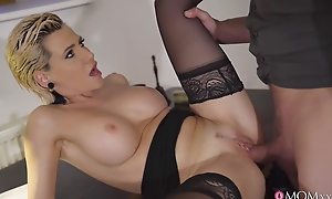 Mother Xxx - Russian Mom Romanced In Stockings 1 - Su With Subil Pre-eminent