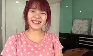 Undersized Thai girl marines Japan intercourse traveller
