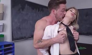 College babe cheats and spasmodically gets fucked